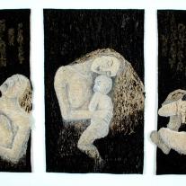 Hiroshima Triptych Black Rain Never Again