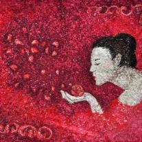 A Secret Message-Red Rose