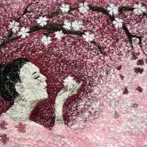 A Secret Message- Sakura (Cherry Blossom)